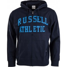 Russell Athletic TRANSFER PRINT HOODY FULL ZIP - Hanorac de bărbați