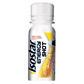 Isostar ENERGY SHOT 60ML GR. STRAWBERRY - Băutură sport energetică