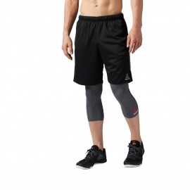 Reebok WORKOUT READY KNIT SHORT - Pantaloni scurți băieți