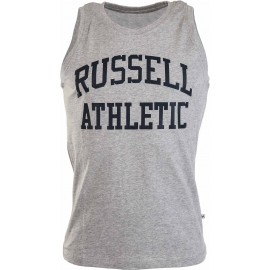 Russell Athletic SINGLET WITH ARCH LOGO PRINT