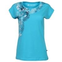 Alpine Pro PIPELINA - Tricou damă