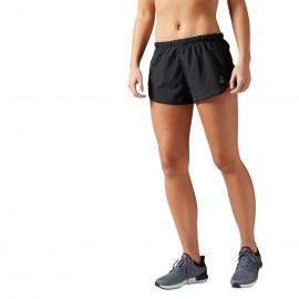 Reebok ESSENTIALS 2IN SHORT - Pantaloni scurți dame