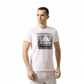 adidas CATEGORY ATH - Tricou de bărbați