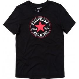 Converse AWT CORE 2 COLOR HTHR CP CREW - Tricou de damă