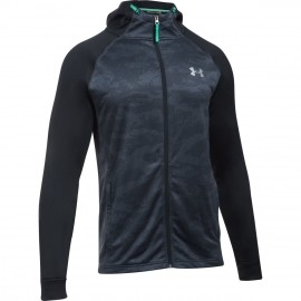 Under Armour TECH TERRY FITTED FZ HOODIE
