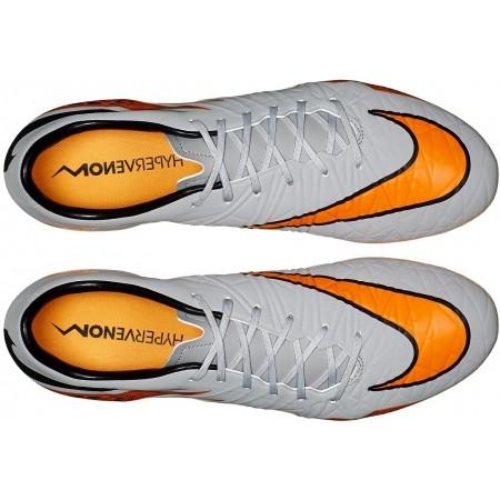 Ghete de fotbal bărbați - Nike HYPERVENOM PHATAL II FG - 4