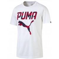 Puma BRAND TEE - Tricou bărbați