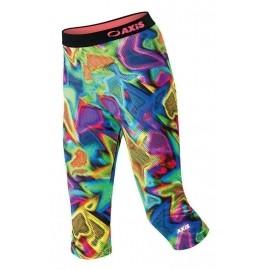 Axis FITNESS 3/4 KALHOTY - Pantaloni fitness de fete