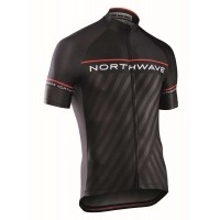 Northwave LOGO 3 JERSEY - Tricou ciclism