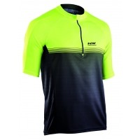 Northwave TRAIL SHORT JERSEY - Tricou ciclism