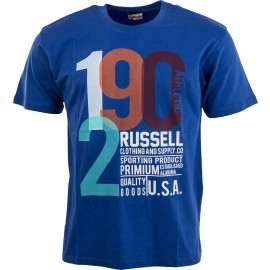 Russell Athletic RUSSELL 1902 TEE - Tricou de bărbați - Russell Athletic