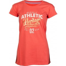 Russell Athletic RUSSELL HERITAGE TEE - Tricou de damă