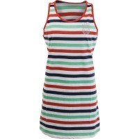 Russell Athletic STRIPES DRESS - Rochie de damă - Russell Athletic