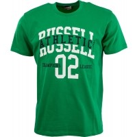 Russell Athletic TRICOU PRINT BĂRBAȚI - Tricou de bărbați - Russell Athletic