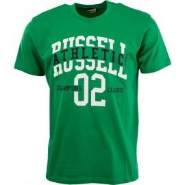 Russell Athletic TRICOU PRINT BĂRBAȚI