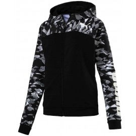 Puma URBAN SPORTS FZ GRAPHIC HOODY W