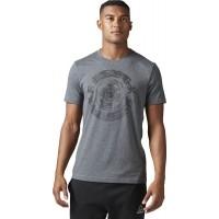 Reebok SPIN TEE - Tricou de bărbați