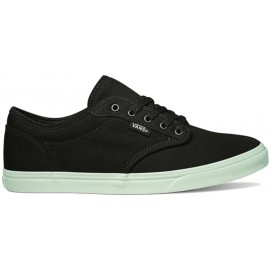Vans WM ATWOOD LOW Pop Sole Black/Soothngsea