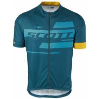 Scott SHIRT RC TEAM 10 S/SL - Tricou ciclism