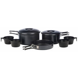 Vango 4 PERSON NON-STICK COOK KIT - Set oale