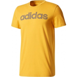 adidas ESS LINEAR KNITTING REGULAR TEE