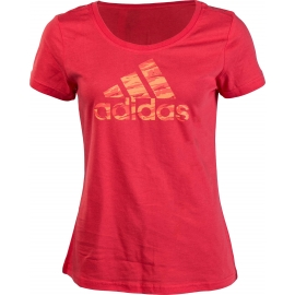 adidas WOMEN CO GRAPHIC TEE