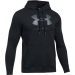 Under Armour RIVAL FITTED GRAPHIC HOODIE