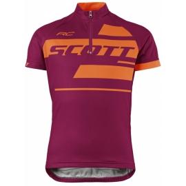 Scott SHIRT JR RC TEAM - Tricou ciclism copii