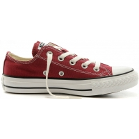 Converse CHUCK TAYLOR ALL STAR Low Top Maroon