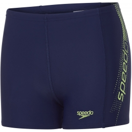 Speedo SPORTS LOGO PANEL AQUASHORT - Costum de baie băieți