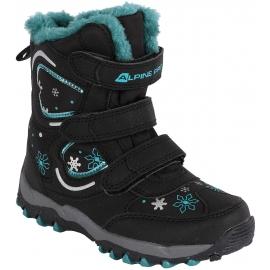 Alpine Pro KABUNI - Încălțăminte  iarnă  copii
