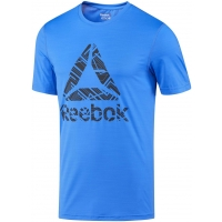 Reebok WORKOUT READY ACTIVCHILL GRAPHIC - Tricou de bărbați