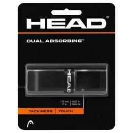 Head Dual Absorbing negru - Gripuri de bază