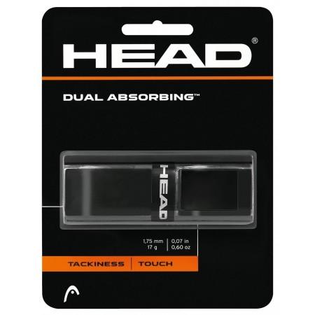 Dual Absorbing negru - Gripuri de bază - Head Dual Absorbing negru