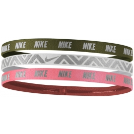 Nike METALLIC HAIRBANDS 3PK