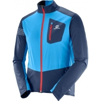 Salomon RS SOFTSHELL JKT M - Geacă ski fond de bărbați