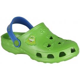 Coqui LITTLE FROG - Papuci copii