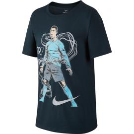 Nike RONALDO B DRY TEE HERO - Tricou de băieți