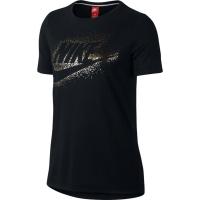 Nike SPORTSWEAR ESSENTIAL METALLIC - Tricou de damă