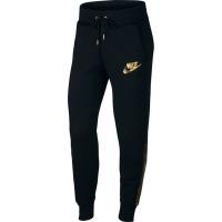 Nike NSW RALLY PANT REG METALLIC - Pantaloni trening casual damă