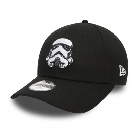 New Era 9FORTY STAR WARS STORM TROOPER - Șapcă copii