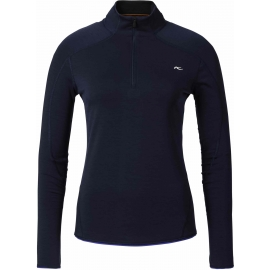 Kjus LADIES TRACE MIDLAYER HZ - Hanorac damă