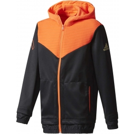 adidas YOUTH BOYS ACE FULL ZIP HOODIE - Hanorac sport băieți