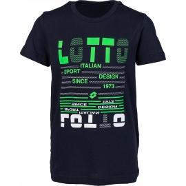 Lotto II TEE LOGO B CZ L - Tricou de copii