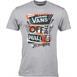 Vans STENCILED II ATHLETIC - Tricou de bărbați