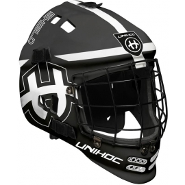 Unihoc MASK SHIELD - Cască de floorball juniori