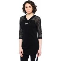 Nike TOP LS SWOOSH MESH W - Tricou de damă