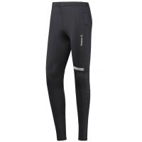Reebok RUN TIGHT - Pantaloni alergare bărbați