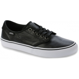 Vans WM CAMDEN DELUXE Leather Black