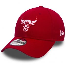 New Era 9FORTY FELT CHICAGO BULLS - Șapcă de club